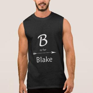Blake tanktopnamn sleeveless tee