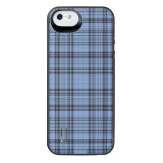 Blåklintblåttpläd iPhone SE/5/5s Batteri Skal