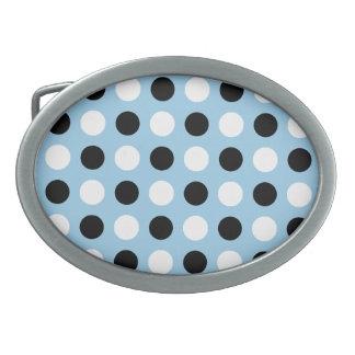 Blåklintblåttpolka dots