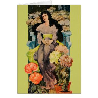 Bland chrysanthemumsna OBS kort