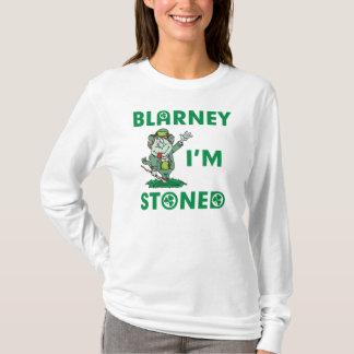 Blarney mig stenad förmiddag t-shirt