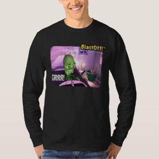 BlastOff! Grrr! Skjortor Tshirts