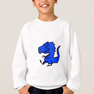Blått Dino Tshirts