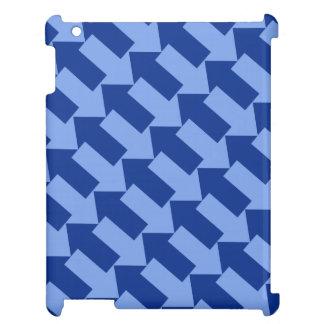 blått för pilar för smart fodral för iPad iPad Skydd