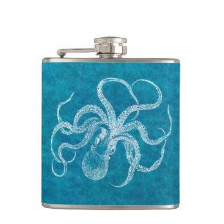 Blått för vattenfärg för kricka för fickplunta