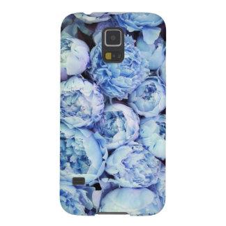 Blått Galaxy S5 Fodral