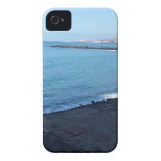 Blått iPhone 4 Hud