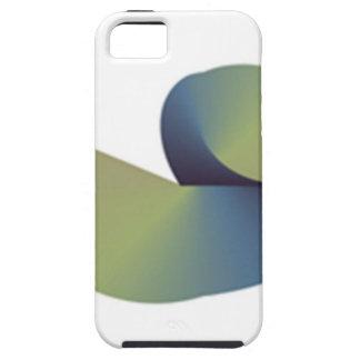 blått iPhone 5 Case-Mate fodral