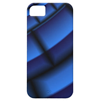Blått iPhone 5 Case-Mate Skal