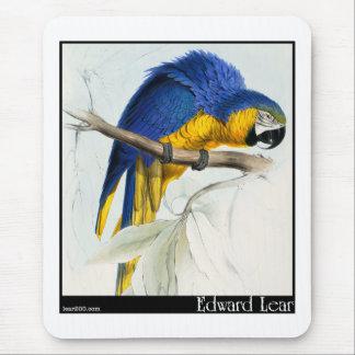 Blått- och gultMacaw Musmatta