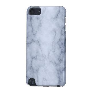 Blått- och vitmarmor iPod touch 5G fodral
