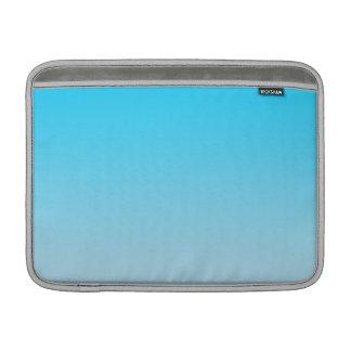Blått Ombre MacBook Sleeve