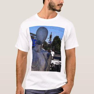 Blåttdam i Munich T-shirt