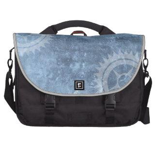 BlåttDenim utrustar messenger bag Laptop Väska