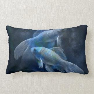 Blåttfisk Kudde