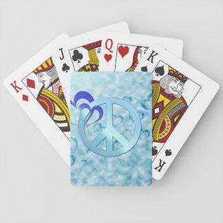 Blåttfred Casinokort