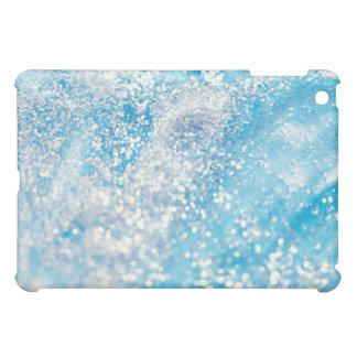 Blåttglitter iPad Mini Skal