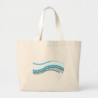 Blåtthav Tote Bags