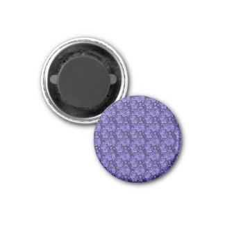 Blåtthjärtor Magnet