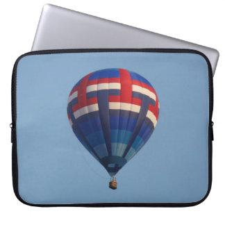 Blåttluftballonglaptop sleeve