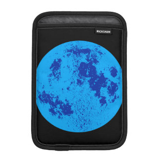 Blåttmåne Sleeve För iPad Mini