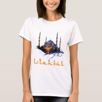 Blåttmoské Istanbul T Shirts
