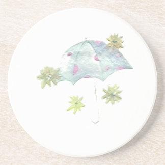 Blåttparaply Underlägg