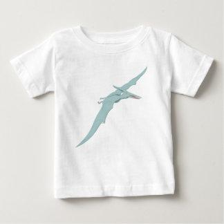 BlåttPterodactylDinosaur 4 Tee Shirt