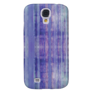 Blåttrandmönster Galaxy S4 Fodral