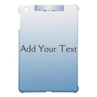 BlåttRearviewspegel på blåttlutning iPad Mini Skydd