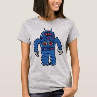 Blåttrobot T-shirt