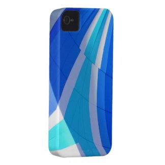 BlåttSpinnakeriPhone 4 täcker Case-Mate iPhone 4 Case