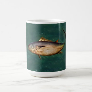 Blåtttonfisk Kaffemugg