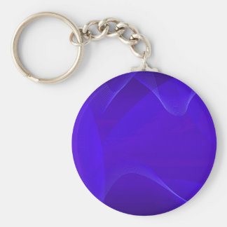 Blåttvågar mig nyckel ring