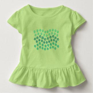 Blåttvågarsmåbarn rufsar T-tröja Tee