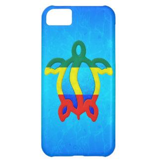 Blåttvatten Rasta Honu iPhone 5C Fodral
