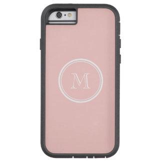 Blek - den rosa kicken avslutar den kulöra tough xtreme iPhone 6 case