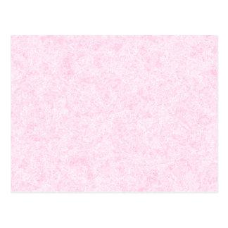 Blek - rosa slumpmässig bakgrundsmodell vykort