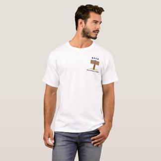 BLI SKALLIG strandplatsen: Valfritt hår Tee Shirts