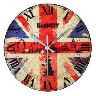Blighty tar tid på stor klocka