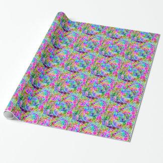 Bling abstraktmönster presentpapper