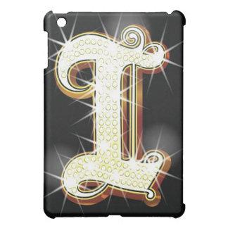 Bling alfabet mig iPad mini skydd