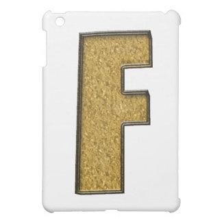 Bling guld F iPad Mini Mobil Fodral