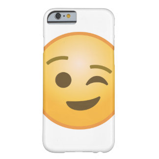 Blinka Emoji Barely There iPhone 6 Skal