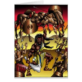 blk Samson Hälsningskort
