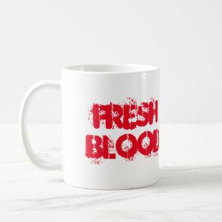 Blod för mugg för vampyrdagbokUS TVSeries det nya