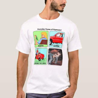 Blöda i audio t shirts