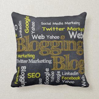 Bloggarefröjd Kudde