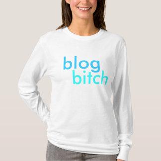 bloggsatkäring t-shirt