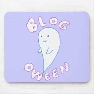 Blogoween Mousepad Mus Mattor